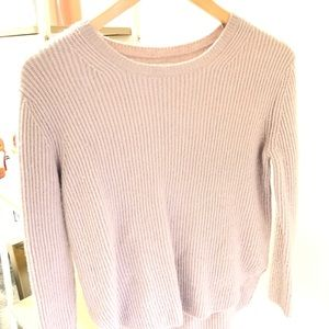Cute pink top from Loft!